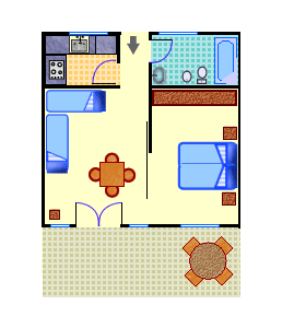 Type C Apartments