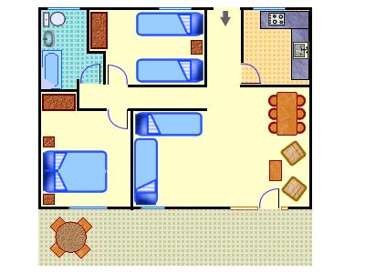 Apartamentos Tipo D Tauro