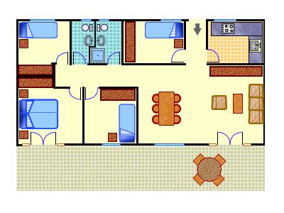 Apartamentos Tipo E